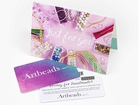 Artbeads Gift Cards